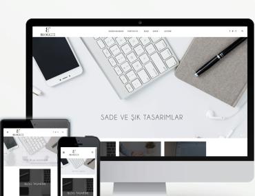 Blogger Tasarım - Blog Tasarımı - Kurumsal Web Tasarım - E-Ticaret Sistemi