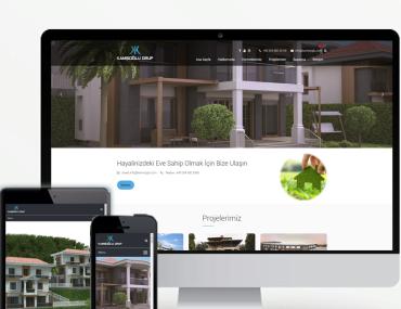 Kurumsal Web Tasarımı Mobil Görünümlü